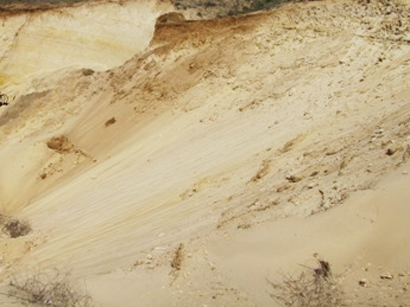 Photo: Quartz sand deposits discovered in western Turkmenistan