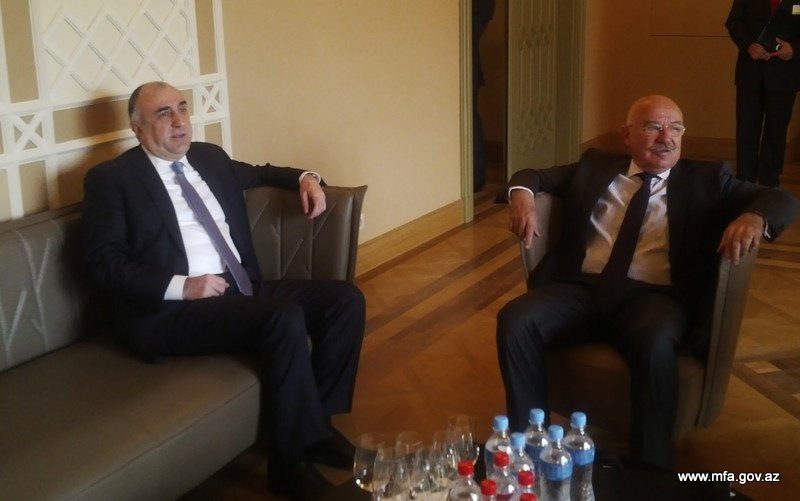 Photo: Azerbaijan, Hungary discuss prospects for development of bilateral relations  / Politics