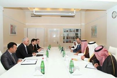 Photo: Riyadh to host I Economic Forum of Arab countries with Central Asia and Azerbaijan / Finance