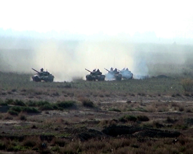 Photo: Large-scale joint tactical exercises to be held in Azerbaijan / Politics
