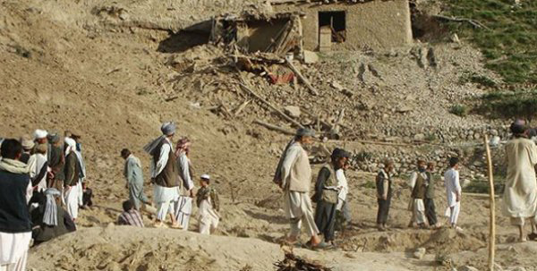 Photo: Up to 500 missing, believed dead, in Afghanistan landslide / Other News