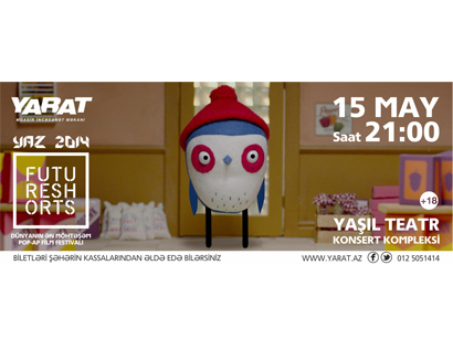 Photo: YARAT Contemporary Art Space announces opening of spring session of Future Shorts festival / Society