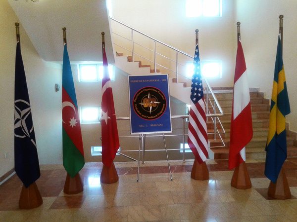 Photo: NATO PA seminar starts in Baku / Politics