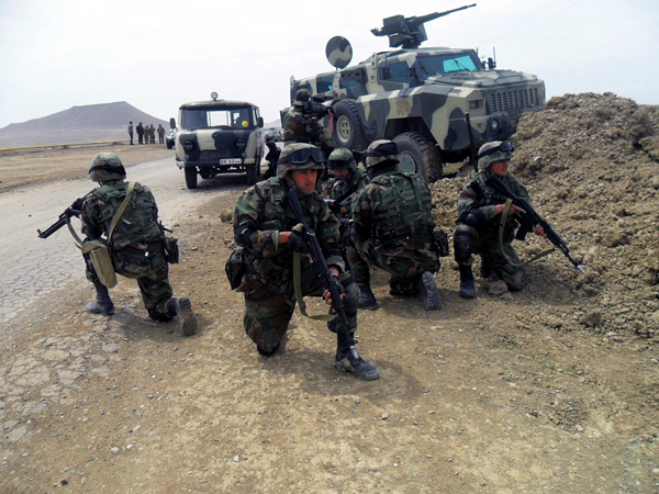 Photo: Azerbaijan intends to continue improving security and defense systems  / Politics