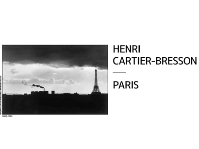 Photo: Famous French photographer's exhibition to open in Heydar Aliyev Center