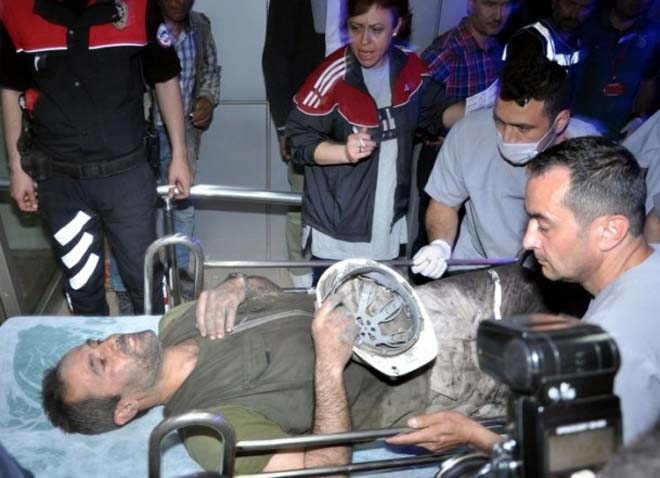 Photo: Death toll in mine collapse in Turkey increases to 282 (UPDATE 2)  / Other News