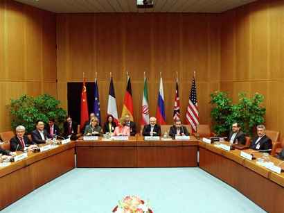Photo: Iran, Sextet wrap up nuclear talks in Vienna / Nuclear Program