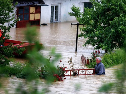 Photo: Floods in Serbia: 51 dead, 4 still missing / Other News