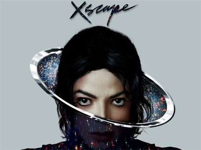 Photo: Michael Jackson tops UK album chart / Society