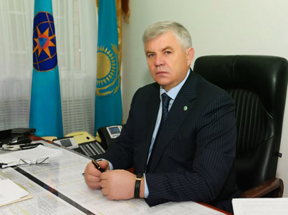 Photo: Kazakh Emergency Situations Ministry to purchase equipment