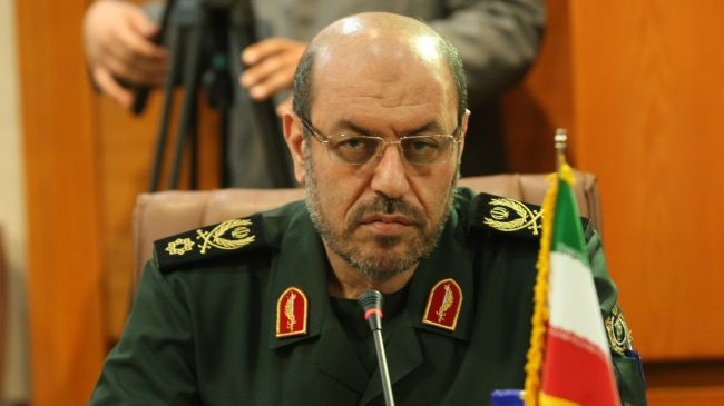 Photo: Iranian Defense minister arrives in Moscow to attend intˈl security confab / Iran