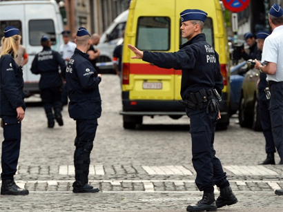Photo: Brussels fatal gun attack at Jewish museum / Other News