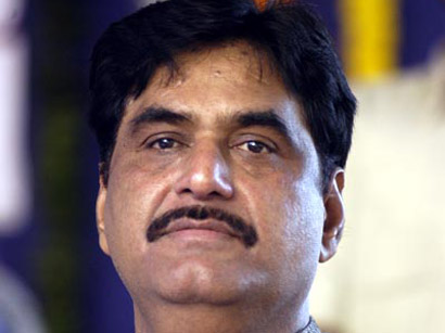 Photo: Indian minister dies in car crash / Other News