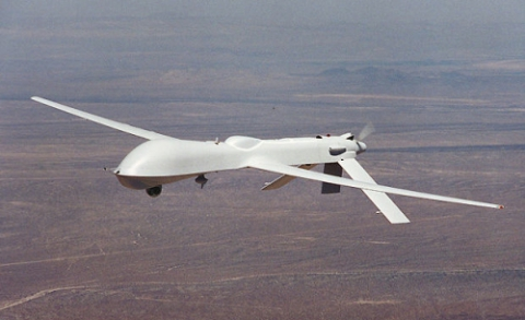 Photo: Iran says downed Israeli drone traveled for 45 mins inside its air zone / Iran