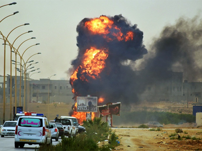 Photo: Egypt denies any link to Tripoli airstrikes / Arab World