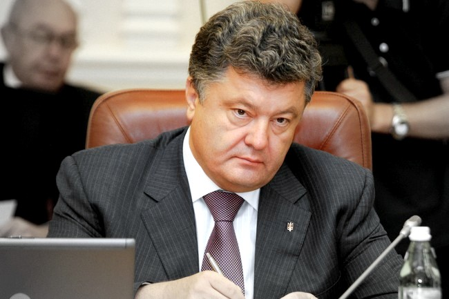 Photo: Poroshenko to make first presidential visit to Brussels / Politics