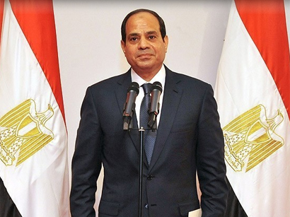 Photo: Sisi warns Iraqi Kurd secession would splinter Mideast