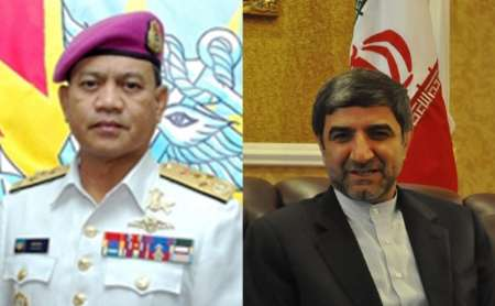 Photo: Iran, Malaysia discuss military cooperation / Iran