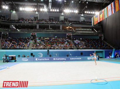 Photo: Current European Championship in Baku can't be compared to anything  / Society