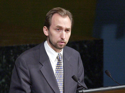 Photo: Jordan's Prince Zeid to be next U.N. rights chief