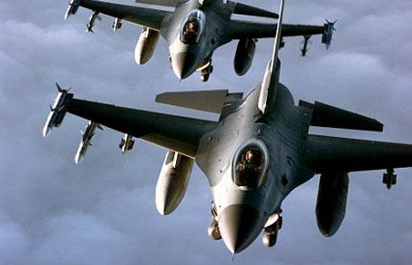 Photo: US planes drop aid and strike IS positions near Iraq's Amerli / Arab World