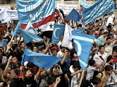 Photo: Iraqi Turkmens lash out at politician's murder / Arab World