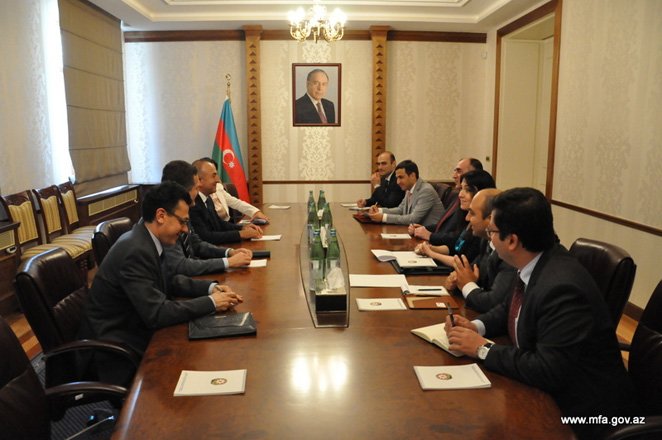 Photo: Azerbaijan to successfully complete chairmanship of CoE Committee of Ministers / Politics
