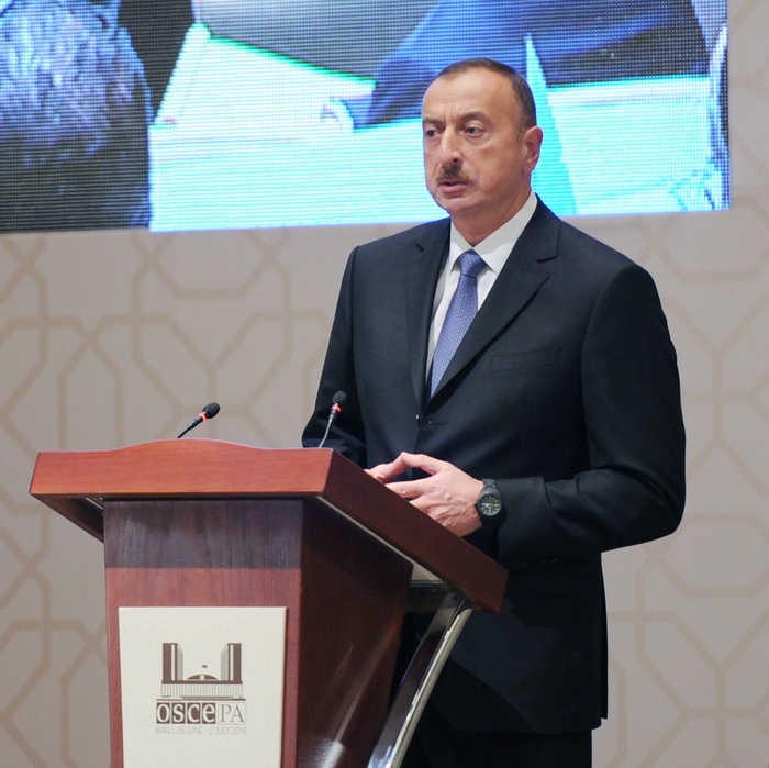 Photo: Southern Gas Corridor historic project, initiated by Azerbaijan, President Aliyev says