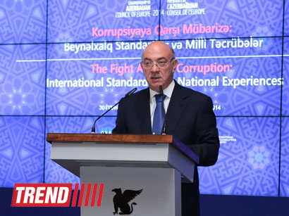 Photo: Top official: Azerbaijan has all opportunities for effective fight against corruption / Politics