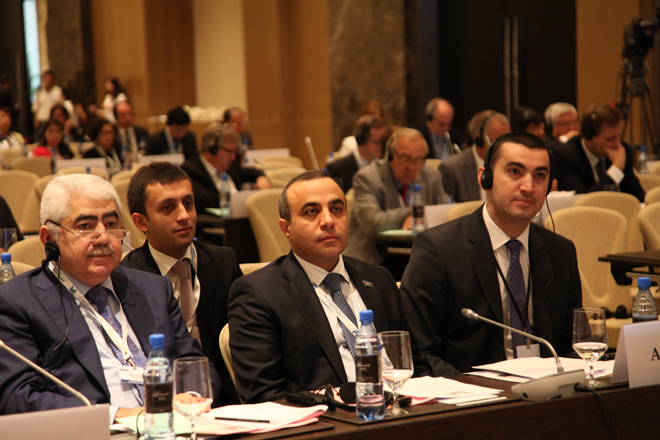 Photo: Member of Azerbaijani OSCE PA delegation re-elected vice-chair of organization's committee / Politics