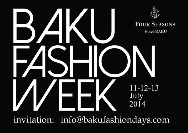 Photo: Baku Fashion Week Dates Are Announced / Azerbaijan
