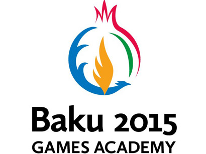 Photo: Baku 2015 Games Academy announces partnerships with leading academic institutions