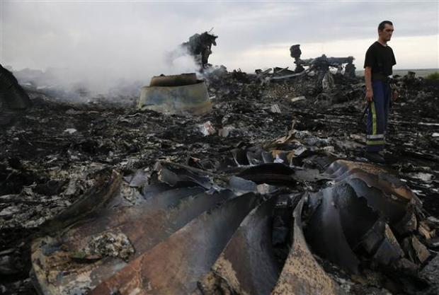 Photo: No Azerbaijanis among killed in Malaysia plane crash, preliminary investigation says / Other News