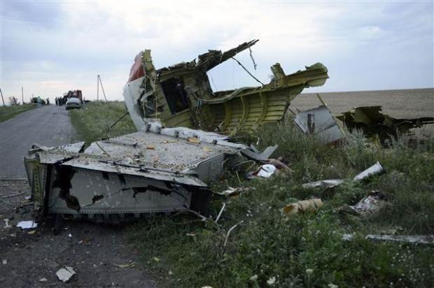 Photo: Second Malaysian plane's 'black box' found in Ukraine