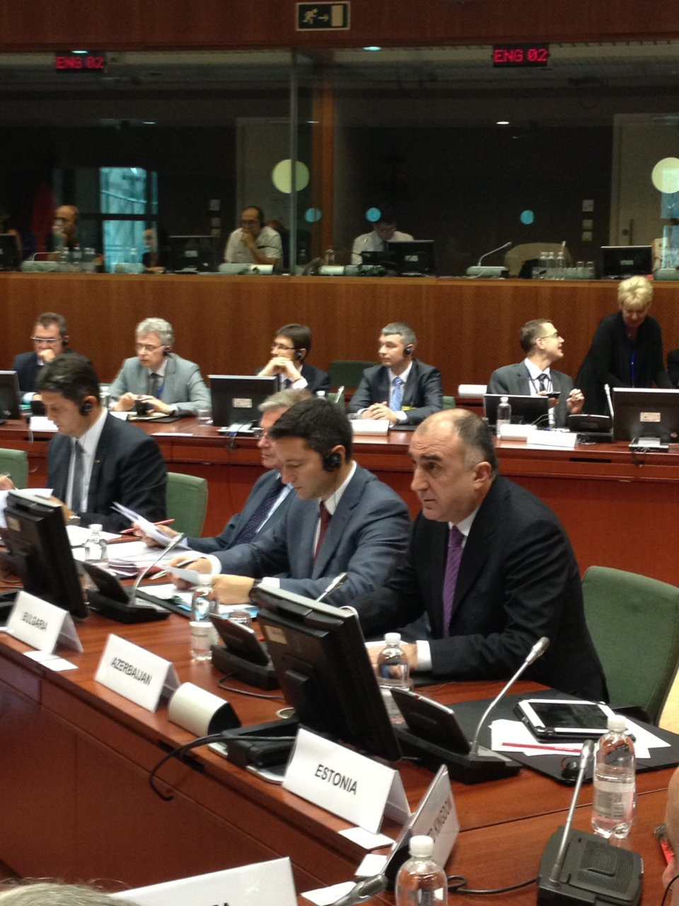 Photo: Azerbaijan urges EU to end illegal trading practices of Armenia in occupied territories / Nagorno-karabakh conflict
