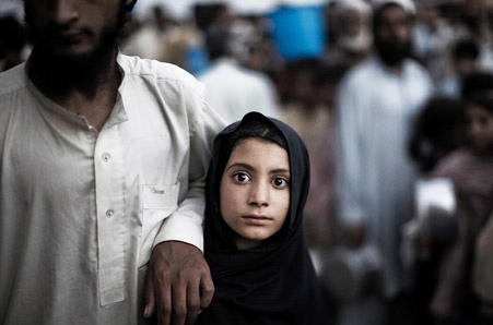 Photo: Some 36 percent of Iranian females marry while underage / Iran
