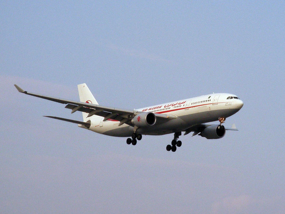 Photo: Missing Air Algerie flight has crashed says Algerian aviation official