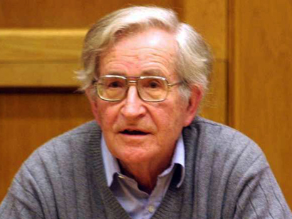 Photo: Chomsky: Turkey has taken strong stand against Israel / Arab World