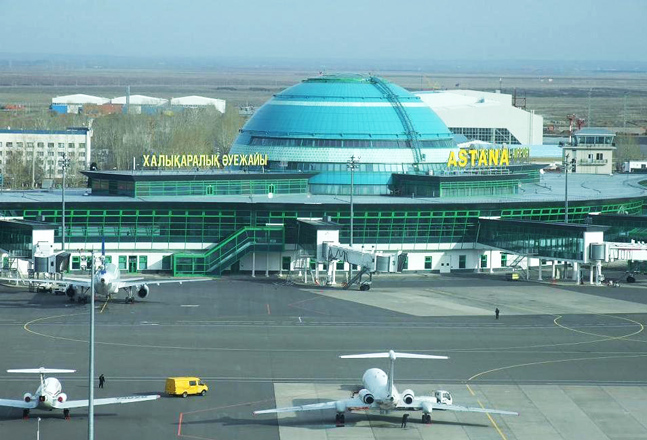Photo: Aircraft from Istanbul makes emergency landing in Astana airport / Kazakhstan