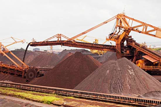 Photo: India proposes iron ore pellets export to Iran / Iran