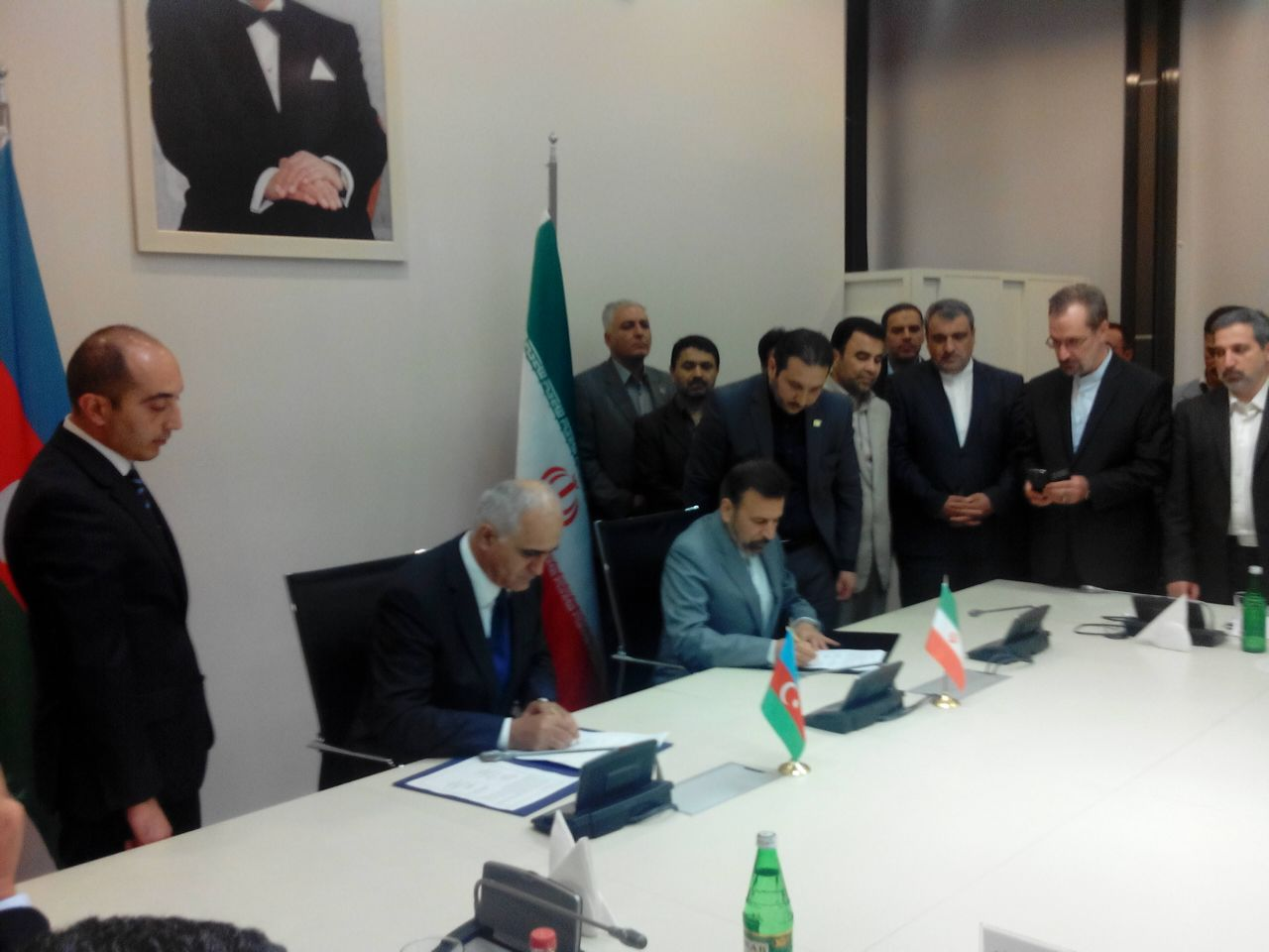 Photo: Azerbaijan, Iran intend to significantly increase bilateral trade turnover / Economy news