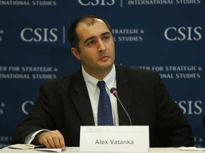 Photo: Time for American consistency in post-Soviet era, expert says / Nagorno-karabakh conflict
