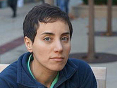 Photo: Iranian researcher becomes first woman to win maths' top prize, Fields medal / Iran