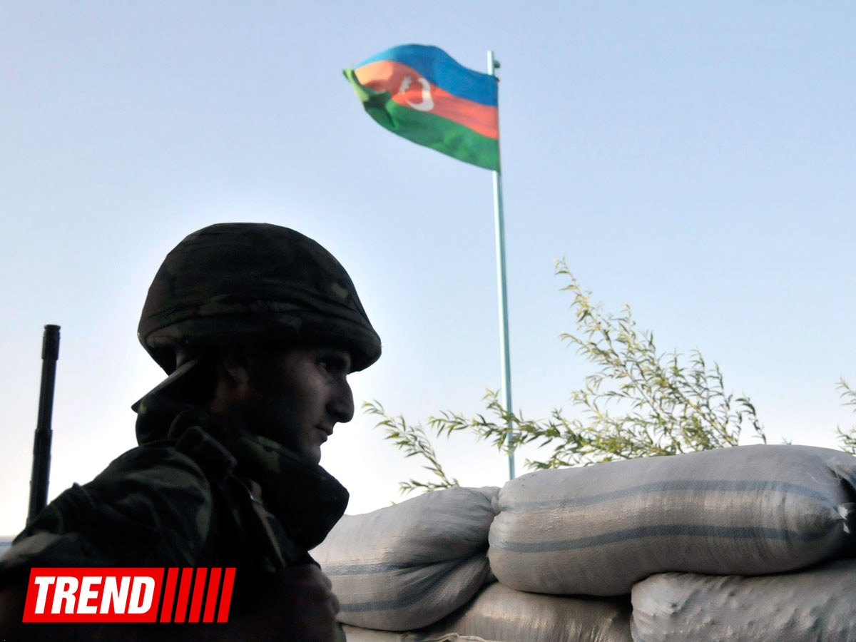 Photo: Armenian armed forces once again violate ceasefire with Azerbaijan