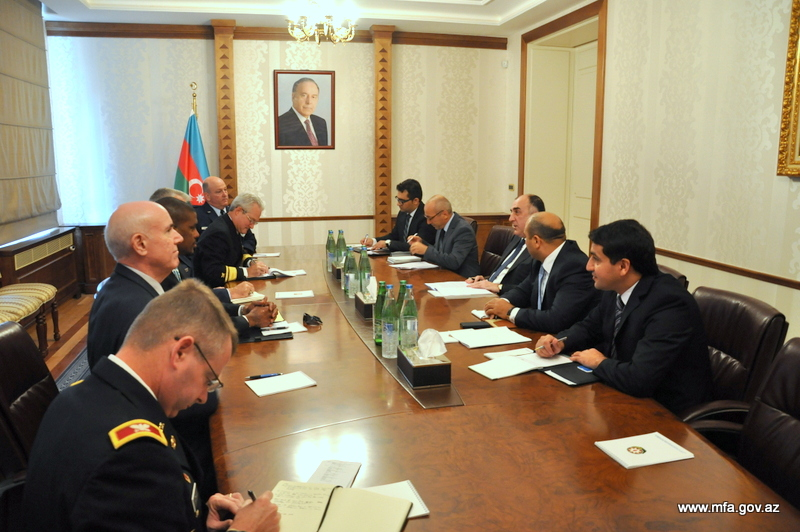 Photo: Azerbaijan to provide transit support in connection with operation in Afghanistan  / Politics