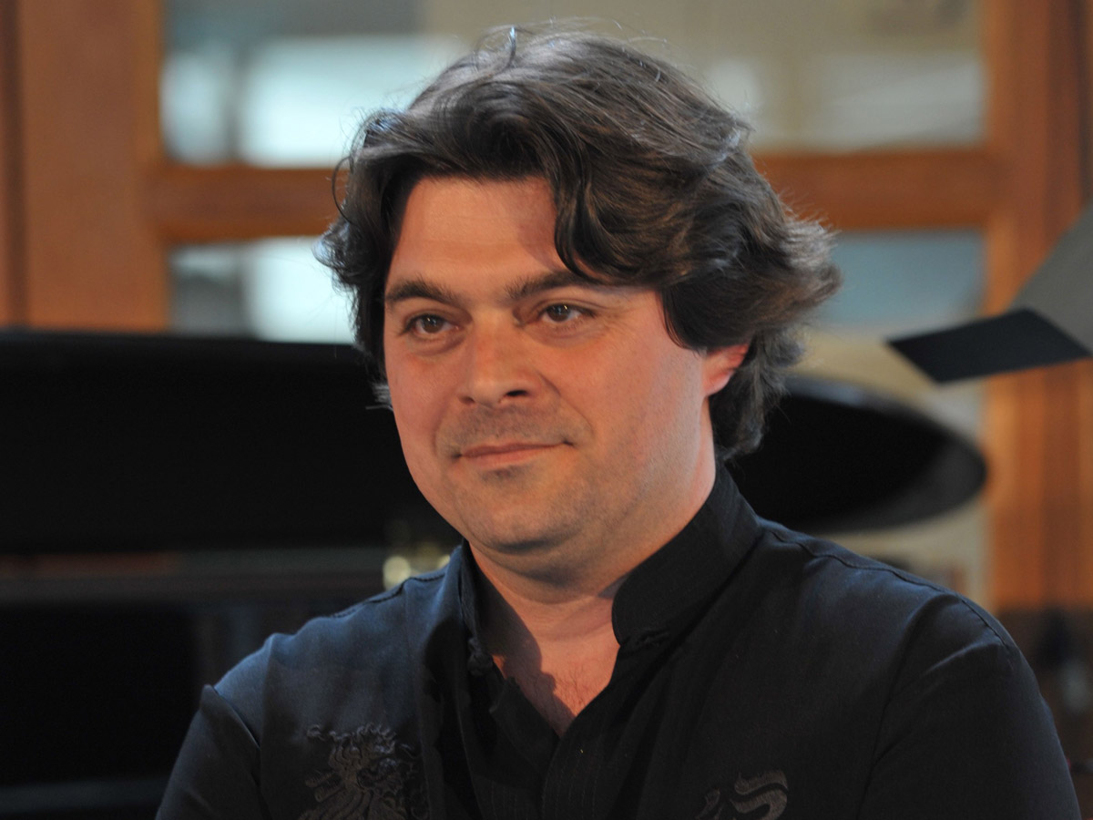 Photo: Composer Pierre Thilloy: Azerbaijan's culture powerful and magnificent / Society