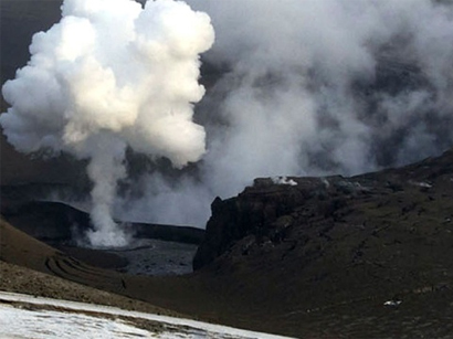 Photo: Earthquakes over 5 magnitude shake Iceland volcano / Other News