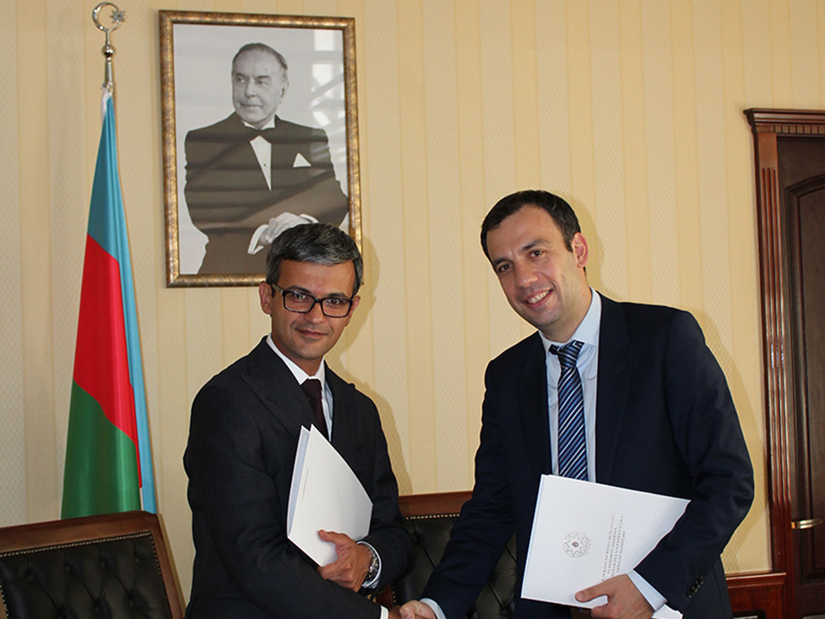 Photo: Azerbaijani Standardization Institute and Innovation Center sign memorandum of cooperation / Economy news