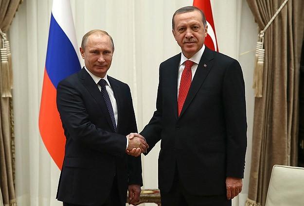 Ərdoğan Putin ilə G20 sammitində görüşəcək