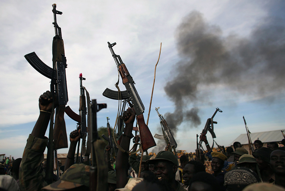 At least 115 soldiers killed in South Sudan clashes
